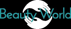Beauty World Logo WEISS WEB